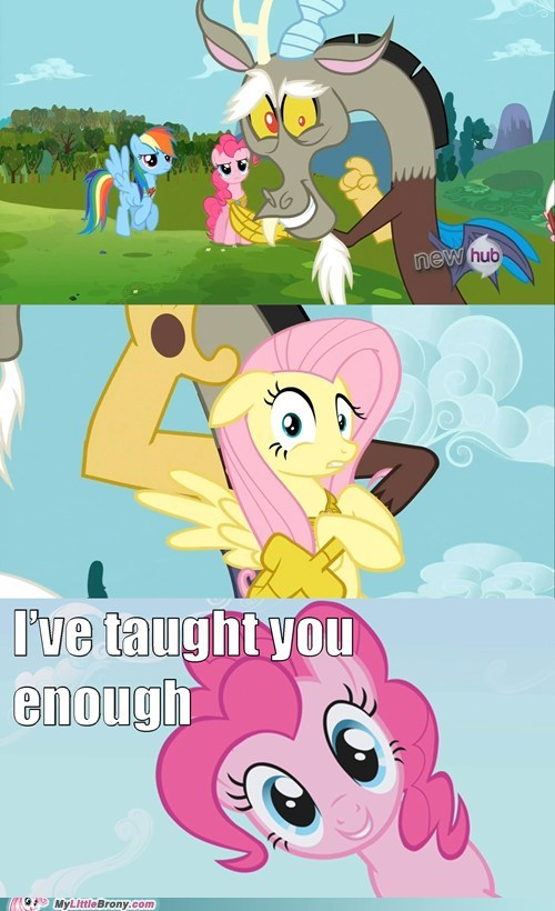 discord fourth wall whisper pinkie pie Q - 6985999360
