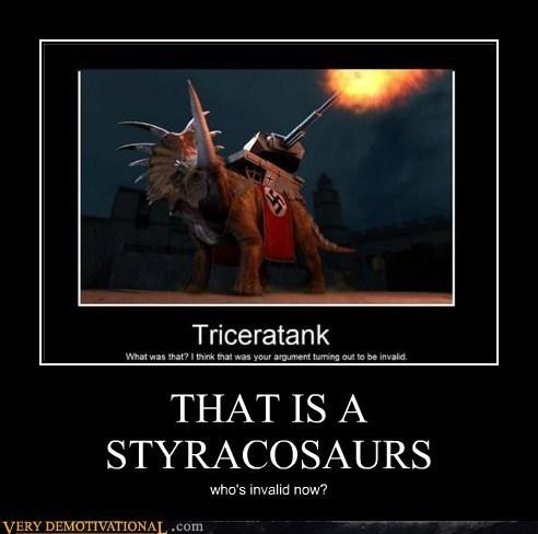 dinosaur styracosaurs invalid - 6986036992