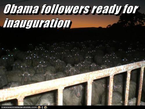 Obama followers ready for inauguration