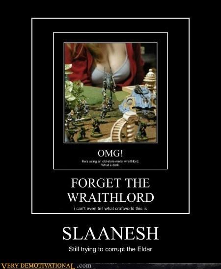 Sexy Ladies warhammer slaanesh wraithlord - 6986498048