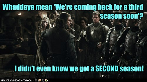 season 3 sean bean Game of Thrones ned stark didnt-know died - 6986731008