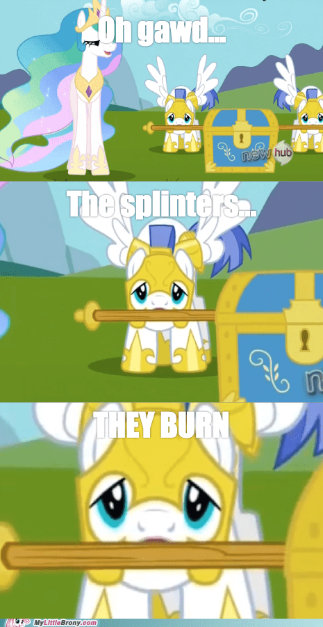 trollestia splinters Tenso i feel bad - 6989227008