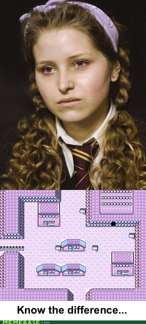 Pokémon Harry Potter lavender town lavender brown - 6989353984