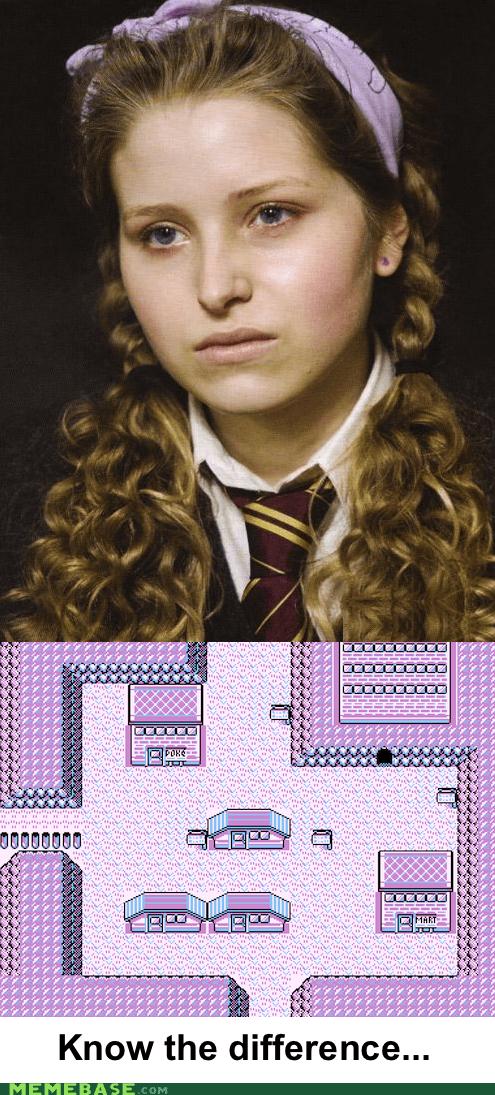 Pokémon Harry Potter lavender town lavender brown - 6989353984