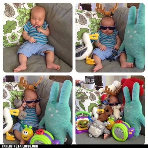 baby toys sleeping - 6989667584