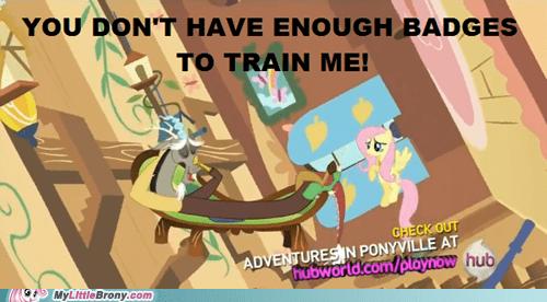 """""""Train him,"""" they said..."""