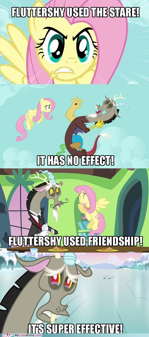 discord,friends,super effective,the stare