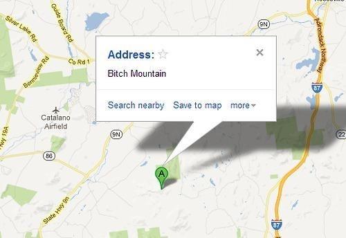 google maps address mountain - 6991116800