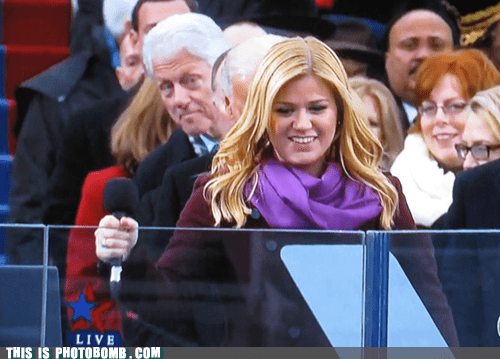 news,Inauguration,president,dat ass,bill clinton