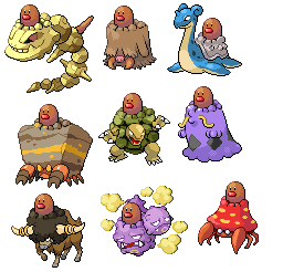 Diglett Wednesday: Diglett Everywhere
