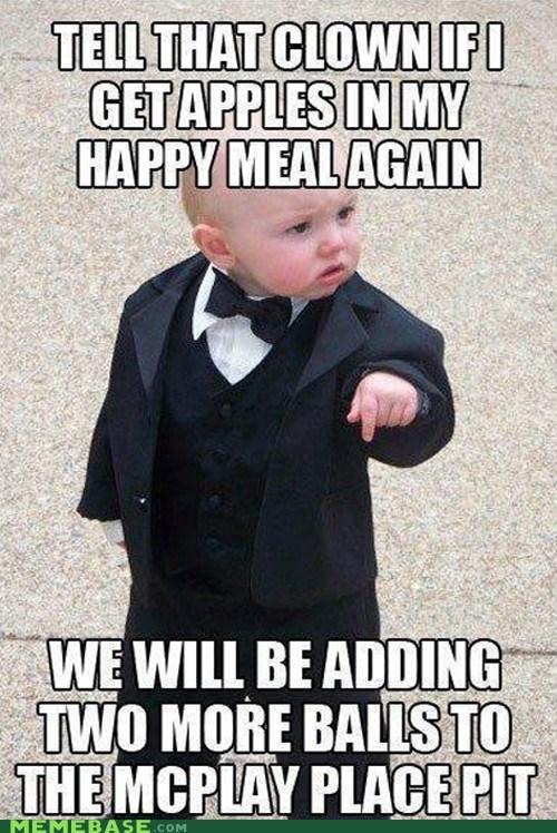 happy meal apples mafia baby - 6991492864
