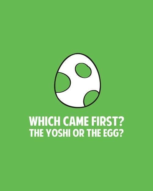 dats-racist egg yoshi - 6991508992