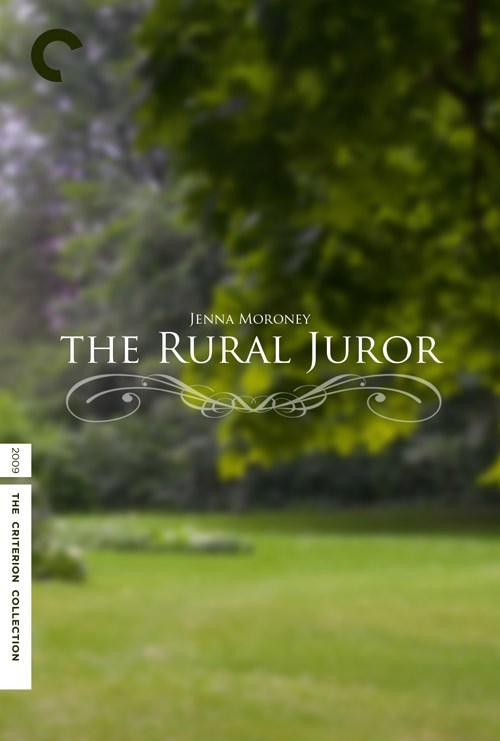 poster the rural juror 30 rock Movie fake NBC TV funny - 6991674880