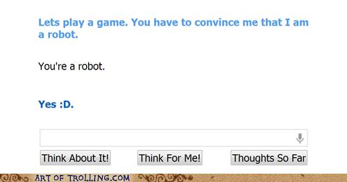 smart robot Cleverbot - 6991707392