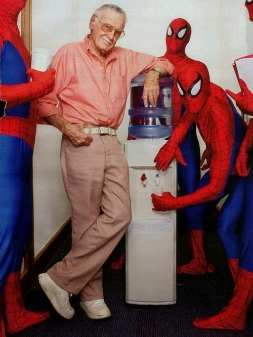 Spider-Man style stan lee - 6991757056