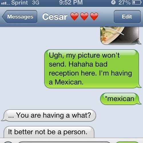 autocorrected Mexican iPhones - 6991880960