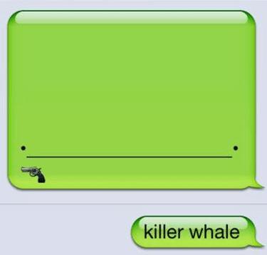 iPhones whale emojis - 6991906304