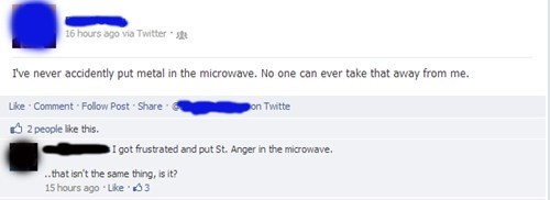 facebook,heavy metal,microwave