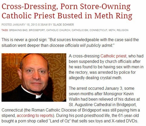 priest news Probably bad News fail nation