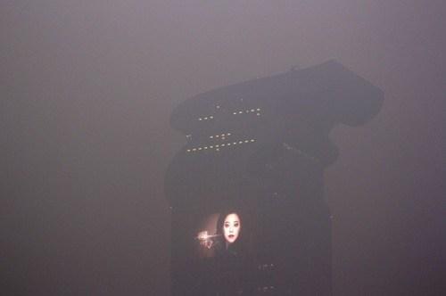 Blade Runner,cityscape,beijing