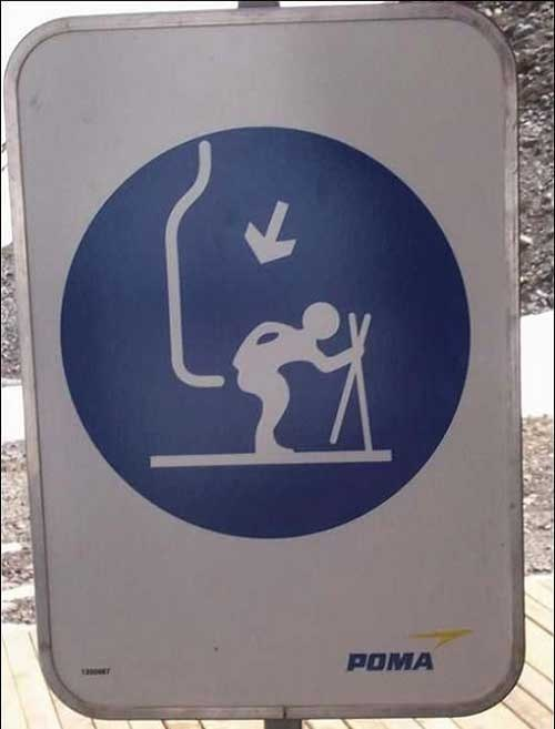 sign,accidental sexy,ski lift,not what it looks like,fail nation