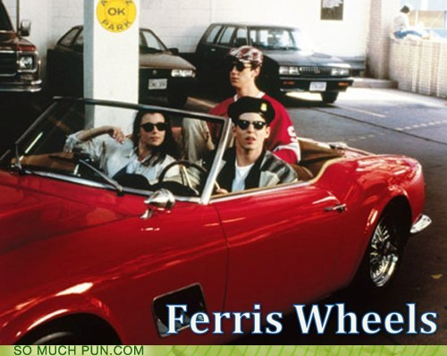 wheels ferris wheel double meaning ferris bueller - 6992461056