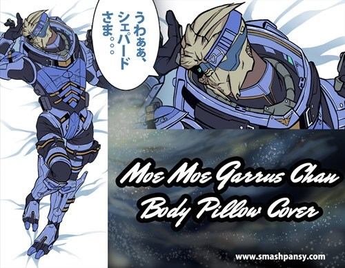 Fan Art video games garrus mass effect - 6992579840