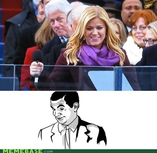 Inauguration kelly clarkson if you know what i mean bill clinton - 6992950016