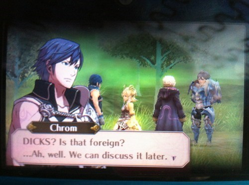 tactician,fire emblem awakening,demo