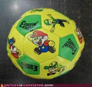 soccerball,SpongeBob SquarePants,super mario