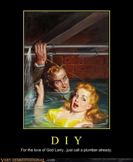 plumber DIY idiots - 6993661696