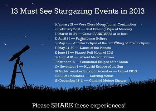 event incredible stargazing watch Astronomy science