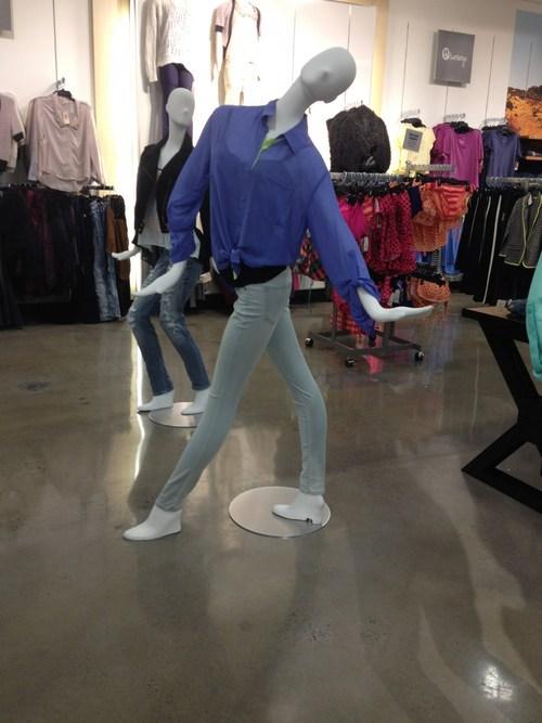 stores,mannequin,sassy