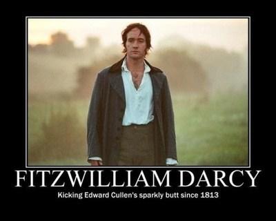 fitzwilliam darcy edward cullen pride-prejudice - 6994139904