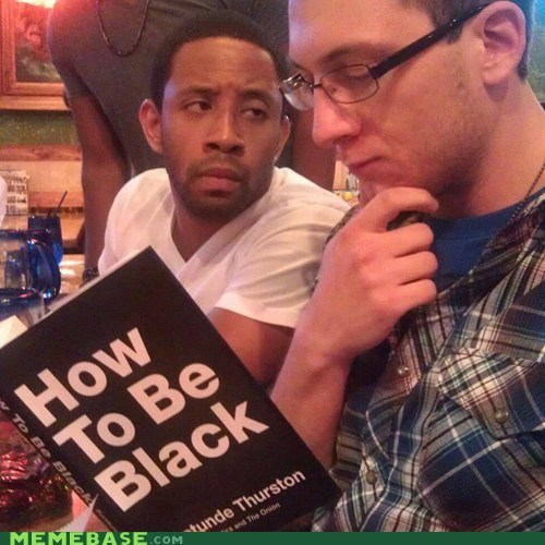 wtf books racist black