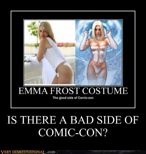 costume cosplay comic con emma frost bad side - 6994382336