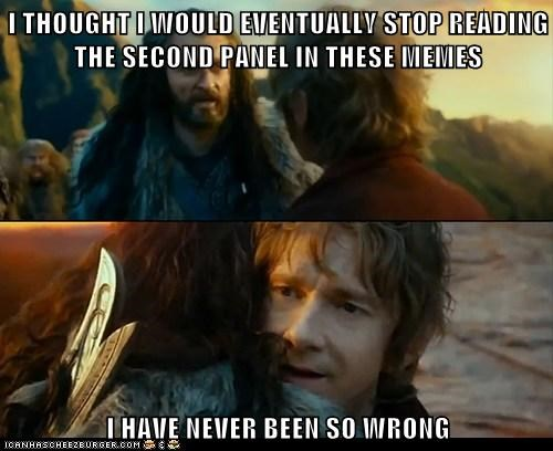 second panel Sudden Change of Heart Thorin so wrong