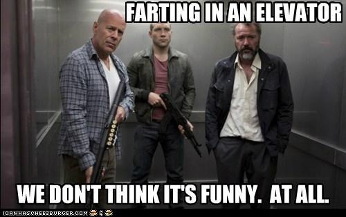 John McClane guns bruce willis die hard - 6994668544