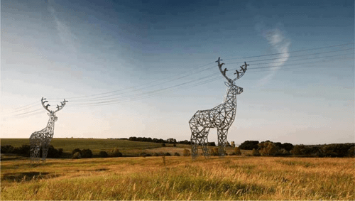 design,power lines,deer,g rated,win