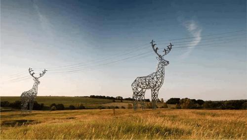 design power lines deer g rated win - 6994945792