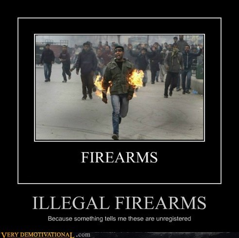 ILLEGAL FIREARMS