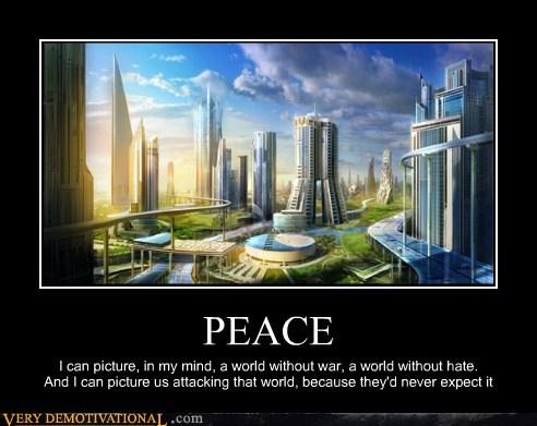 world peace naïve imagination - 6996165888