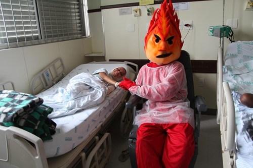 burn victims hospital mascots - 6996727808