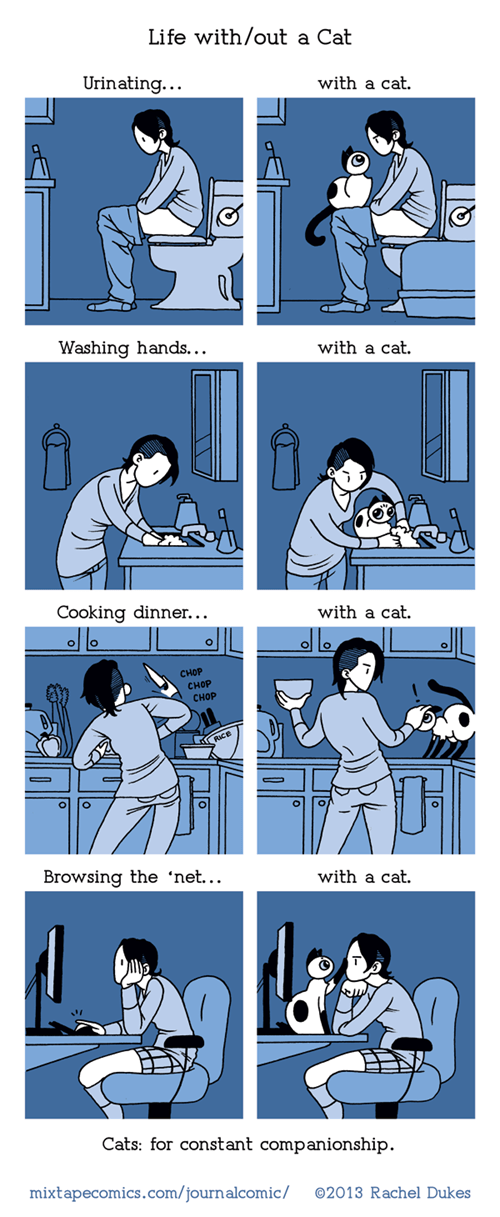 annoying comics company Cats - 6996759808