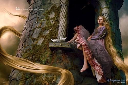 Annie Leibovitz,taylor swift,Music,anne leibovitz,rapunzel,walt disney