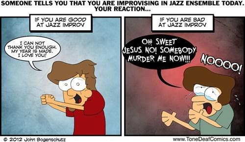 jazz comics band improvisation - 6997051648