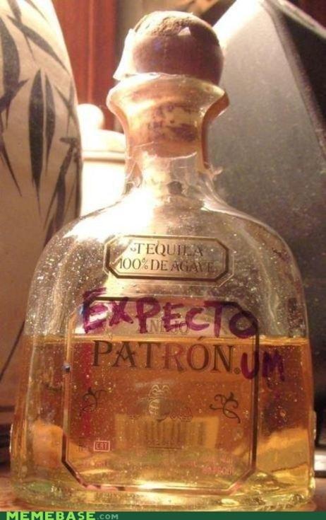 Harry Potter expecto patronum patron - 6997119488