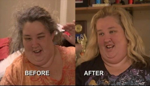 here comes honey boo boo mama june reality tv funny - 6997257472