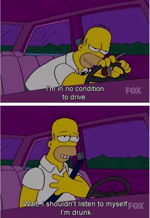 homer simpson,drunk,cant-be-trusted,the simpsons