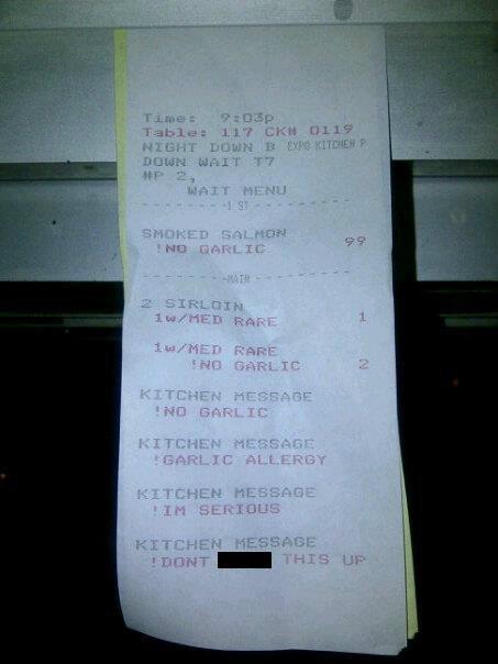 warning allergies restaurant fail nation - 6997586688
